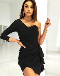 Šaty - kód 5543 - čierná