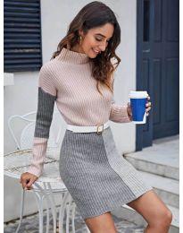 Šaty - kód 9935 - 1 - viacfarebné