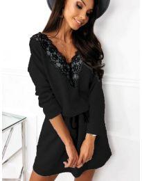 Šaty - kód 5111 - čierná
