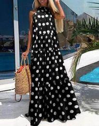 Šaty - kód 0288 - 1 - čierná
