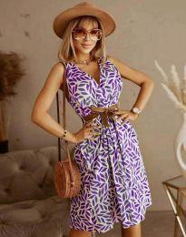 Šaty - kód 5488 - 4 - viacfarebné