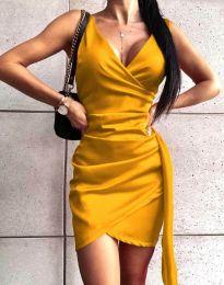 Šaty - kód 4678 - žltá