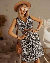Šaty - kód 5488 - 2 - viacfarebné
