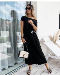 Šaty - kód 4151 - čierná