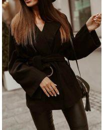Kabát - kód 8282 - čierná