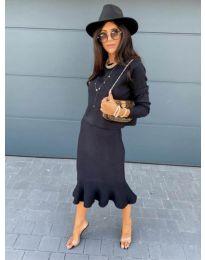 Šaty - kód 1030 - čierná