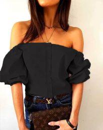 Košeľa - kód 3525 - čierná