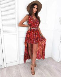 Šaty - kód 3207 - viacfarebné