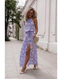Šaty - kód 6611 - viacfarebné