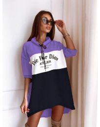 Šaty - kód 9090-6 - farebná