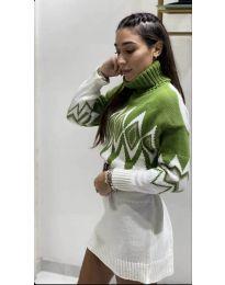 Šaty - kód 6920 - 1 - viacfarebné