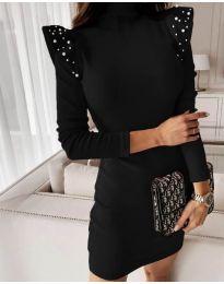 Šaty - kód 9494 - čierná