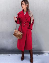 Kabát - kód 3784 - červená
