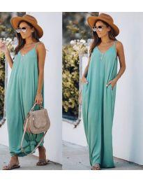 Šaty - kód 0209 - zelená