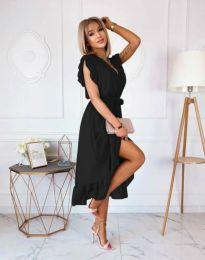 Šaty - kód 8934 - 1 - čierná