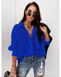 Košeľa - kód 8304 - modrá