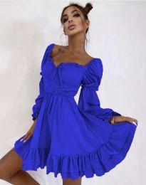 Šaty - kód 8469 - modrá