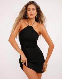 Šaty - kód 0415 - 1 - čierná