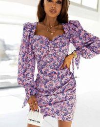 Šaty - kód 2916 - viacfarebné