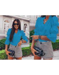 Košeľa - kód 913 - modrý