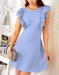 Šaty - kód 7111 - svetlo modrá