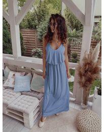 Šaty - kód 635 - modrý