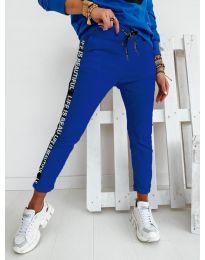 Nohavice - kód 3062 - modrá