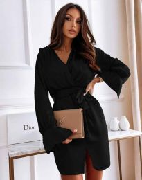 Šaty - kód 2741 - čierná