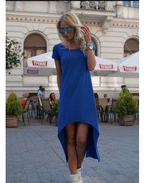 Šaty - kód 336 - modrá