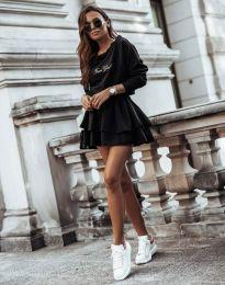 Šaty - kód 12051 - čierná