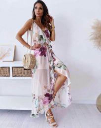 Šaty - kód 4800 - 1 - viacfarebné