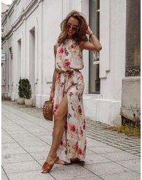 Šaty - kód 6711 - viacfarebné