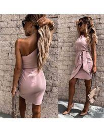 Šaty - kód 2457 - ružová