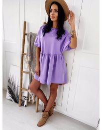 Šaty - kód 789 - fialová