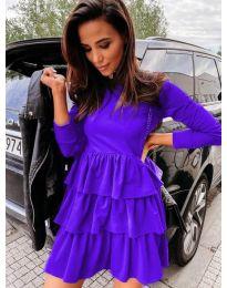 Šaty - kód 3109 - fialová