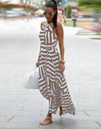 Šaty - kód 2903 - 4 - farebná