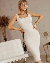 Šaty - kód 5965 - šampanské