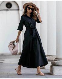 Šaty - kód 0900 - čierná