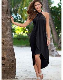 Šaty - kód 4293 - 1 - čierná