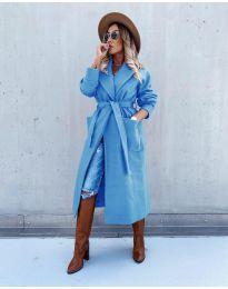 Kabát - kód 5877 - modrá