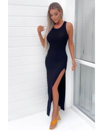 Šaty - kód 11966 - čierná