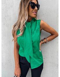 Košeľa - kód 5531 - zelená