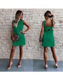 Šaty - kód 1156 - zelená