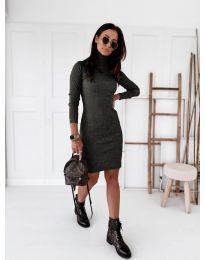 Šaty - kód 5696 - čierná
