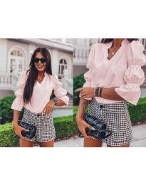 Košeľa - kód 913 - ružová