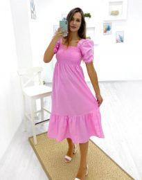 Šaty - kód 3283 - 1 - ružová