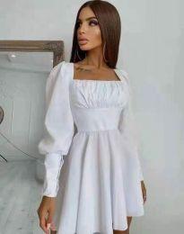Šaty - kód 8150 - biela