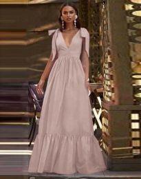Šaty - kód 2743 - svetloružová