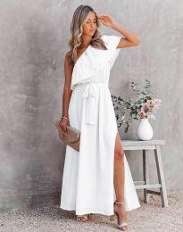 Šaty - kód 33511 - 1 - biela