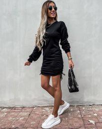 Šaty - kód 4951 - čierná